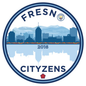 Fresno Cityzens Badge